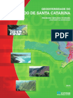 Santa Catarina Geodiversidade SOLO