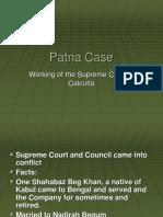 Patna Case