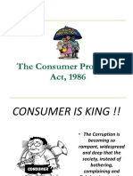 Consumer Protection 2016 FA
