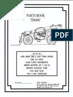 Th644c Manual Parts