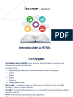 2.- Introduccion a HTML