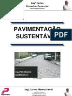 Pavimentação Sustentável