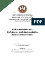 2013 Lopez Morales Edorexia Definicion y Variables