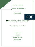 D. Garderes - Teorías de La Enseñanza