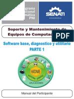 Software Base, Diagnostico y Utilitario 01