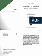 Weber, Max_Economía y Sociedad (Pags. 706-716)