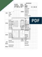 Tabela Musculação - Word 97 a 2003