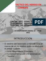 Exposicion e.p. Tacticas de Guerra