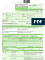 Wise Choice Application Form September 09