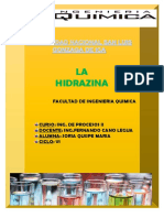 hidracina