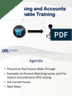Buyer AP Training Dec 2013