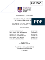 Chapter 8 - Plant Safety and Layout