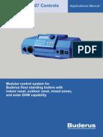 Logamatic 2107 Controls Applications Manual 06 2010 US US US