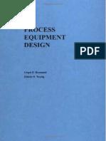 Brownell - Process Equipment Design.pdf