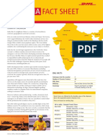 DHL India Fact Sheet
