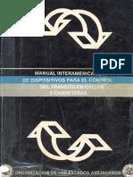 manual interamericano de dispositivos de control para carreteras