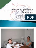 Exame Fisico Diabetes