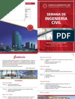 Diptico Semana Civil 2017