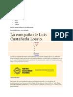 Castañeda Lossio