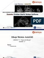 1.-Introducion Dibujo Tecnico