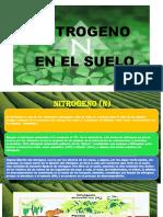 Nitrogen o