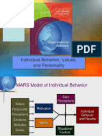 Inividual Behaviour fix
