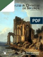 Cultes Et Divinités de Seconde
