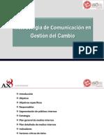 Metod Comunicación (GC)