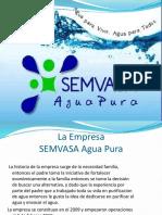 Proyecto de Semvasa Agua Pura2