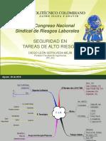 TAR Congreso Salud Laboral COISO 2016 1