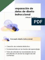comparacindemodelosdediseoinstruccional-130901235909-phpapp01