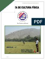 Separata de Cultura Fisica 2014 - I -Tar