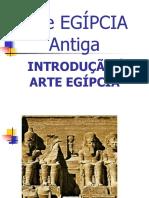 Arte EGÍPCIA Antiga (7a Série) (1)