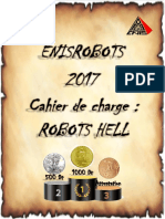 Cahier de Charge Robots Hell