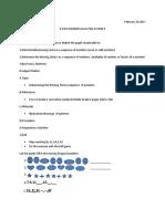 A Semi Detailed Lesso Pla in Math 4 101 Lastssssssss