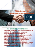 INTERMEDIACION FINANCIERA