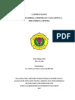 LK 1 Fistula Prearikular Sx