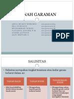 TANAH GARAMAN