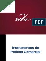 Politicas Comerciales - Liberalismo y Proteccionismo