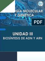 Unidad II-2. Biología Molecular y Genética