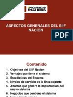 Aspectos Generales 2014 SIIF