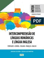 Intercompreensao de Linguas - eBook