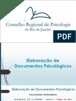 3. Apresentação Documentos Produzido Por Psis (Ismael NOV-2016)