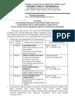 Pelaksanaan Skd Suarabaya Jakarta Medan Makassar 2