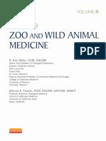 Zoo and Wild Animal Medicine Vol 8
