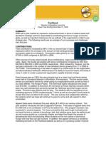 FeelGood Financial Summary 2006