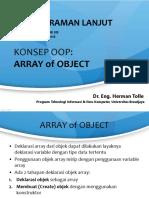 PL 05 OOP ArrayObject (1)