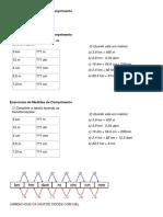 Exercícios de Medidas de Comprimento.docx e gabarito.docx