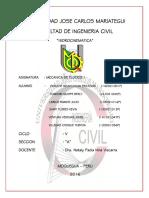 Hidrocinematica Grupo Ujcm 1