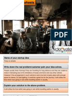 Idea Validation Report - Party on Wheels